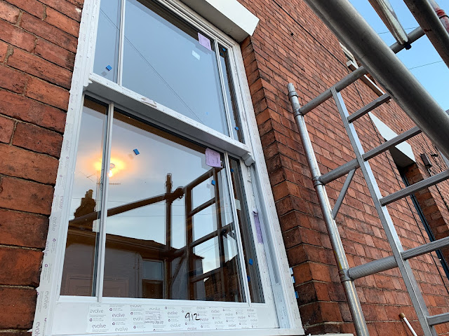 DIY Sash Window