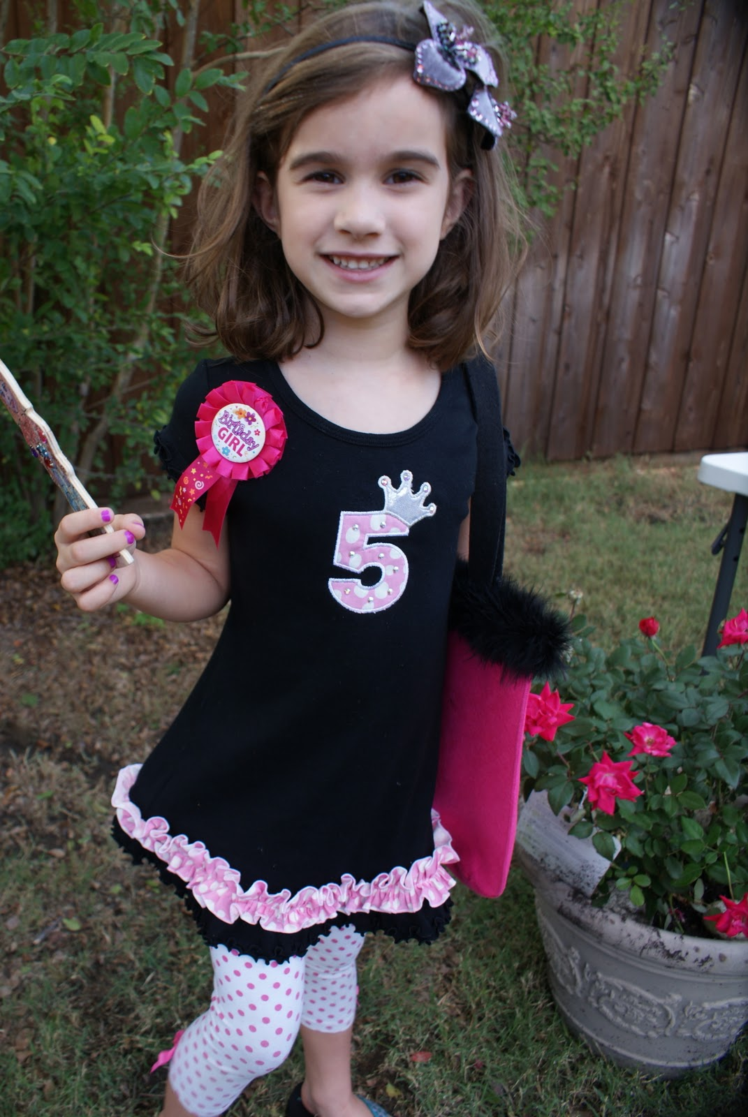The Dixon Daily: My Baby Girl Turned Into a 5 Year Old  The Dixon Daily...