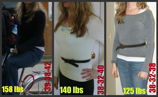 Before & After 7.2PH: Weight Loss, 10 Months Detox Lifestyle, Weight Loss Surprise - Now 125 lbs!