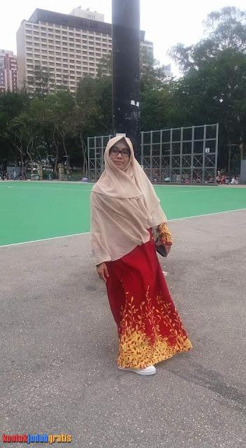 Eka Rahmayanti Gadis Muslim Cari Jodoh Online 2019