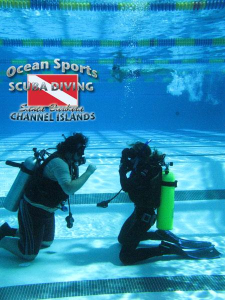 Ocean Sports Scuba & Freediving in Lompoc.CA. Full Service Dive Shop w/PADI Certs & more!: Dive CLASSES
