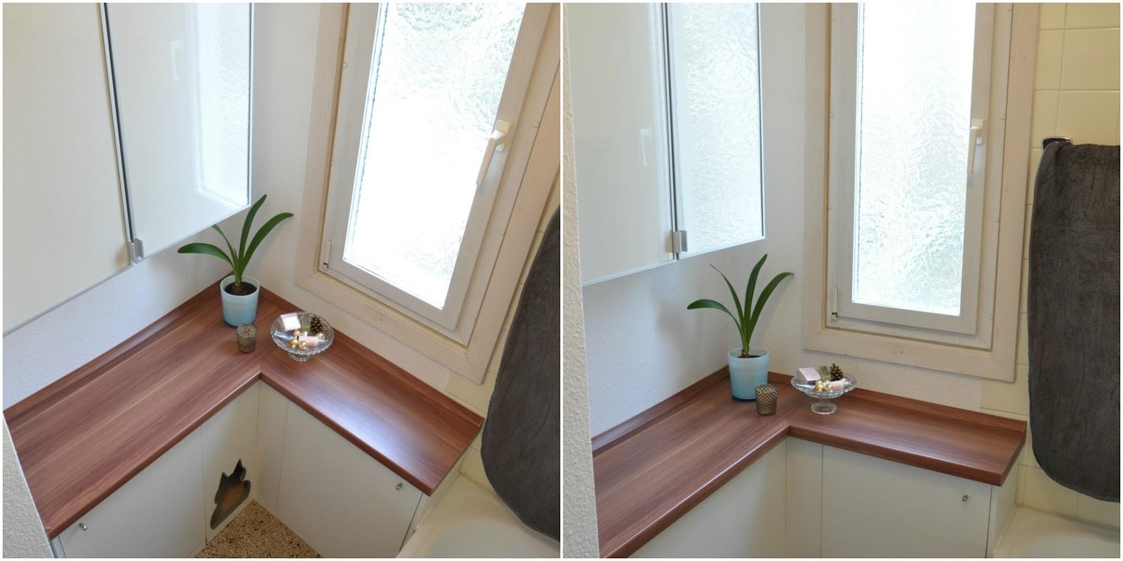 DIY Einbauschrank Fürs Bad Inkl Geheimfach Fuchsgestreift - Badezimmer einbauschrank