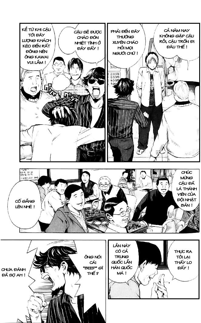 Hikaru No Go hikaru no go chap 169 trang 3