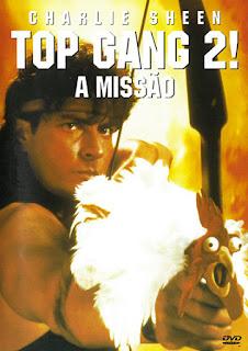 Top Gang 2!: A Missão - BDRip Dual Áudio