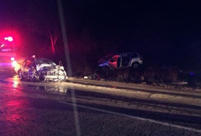 Θανατηφόρο τροχαίο ατύχημα με θύμα έναν 53χρονο (+ΦΩΤΟ)