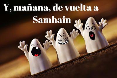 Samhain, origen de Halloween