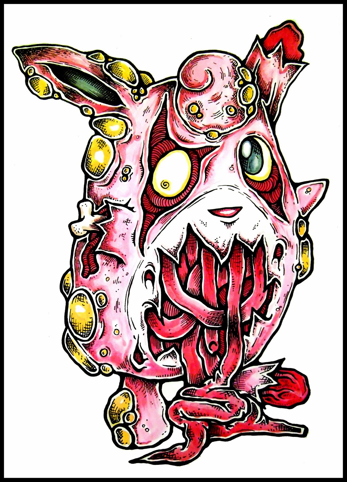 Hard Pokemon To Draw | www.pixshark.com - Images Galleries ...