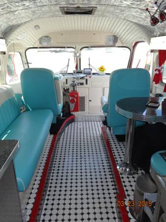 Used Rvs 1946 Flxible Clipper Bus For Sale By Owner
