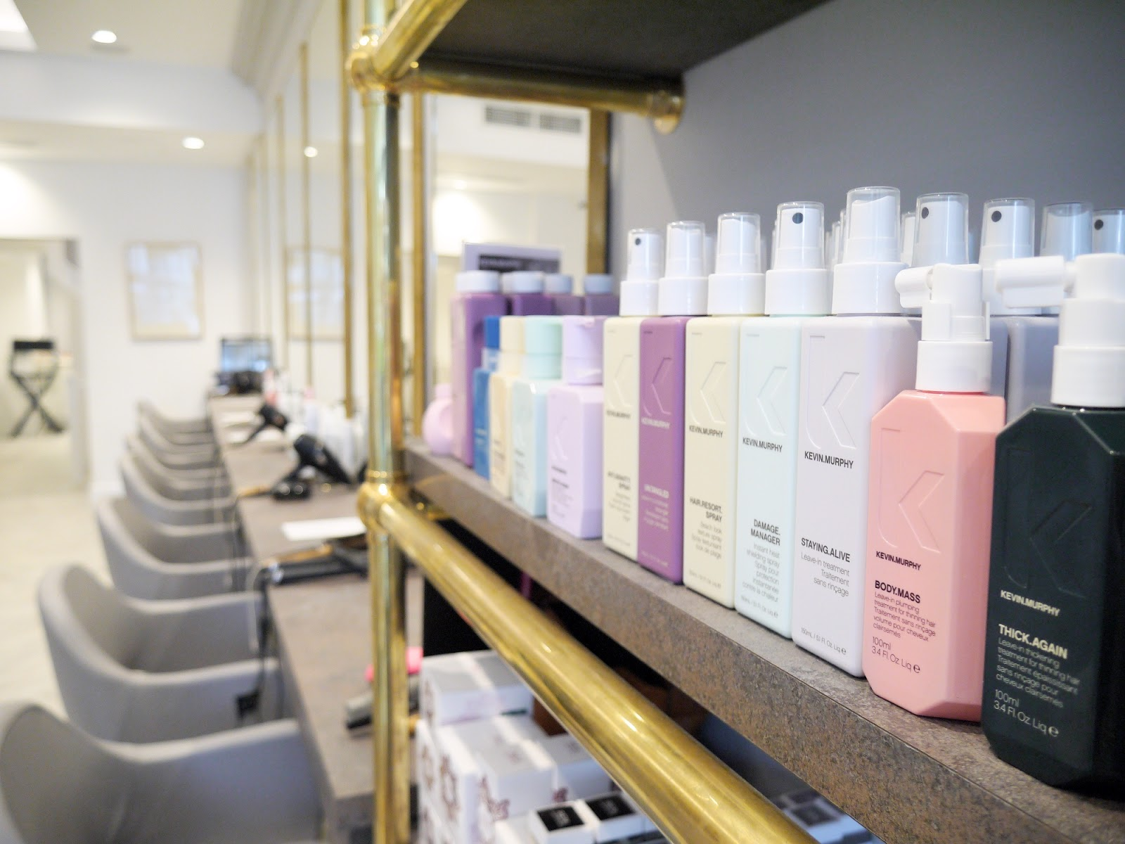 Blush + Blow is a fabulous beauty salon in Parsons Green, Fulham, London Hair