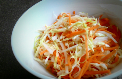 Resep salad hoka hoka bento - Masakan Jepang