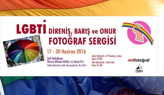LGBTİ Direniş, Barış ve Onur Fotoğraf Sergisi
