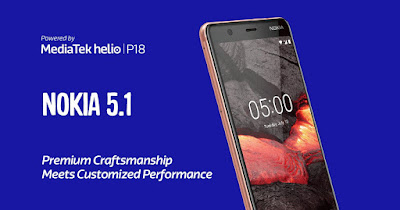 Smartphones with MediaTek Helio P18 processor
