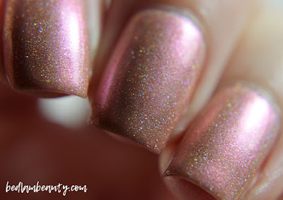 Fair Maiden Polish Peachy | Pony Parade Collection