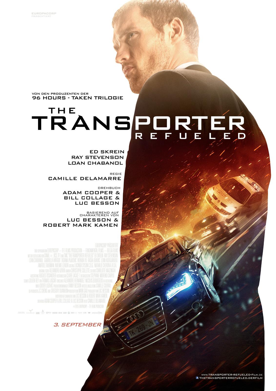 The Transporter 4 Refueled เดอะ ทรานสปอร์ตเตอร์ 4 [HD]