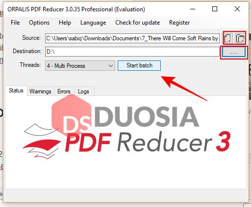 Cara Kompres File PDF Sesuai Keinginan - Duosia