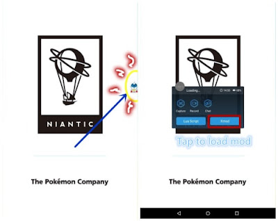 Cara Menggunakan Xmod untuk Pokemon Go (joystick)