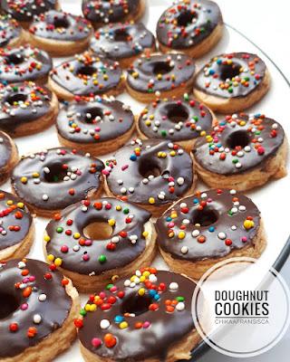 resep donat, resep cookies, resep kue, kue hits, cemilan enak
