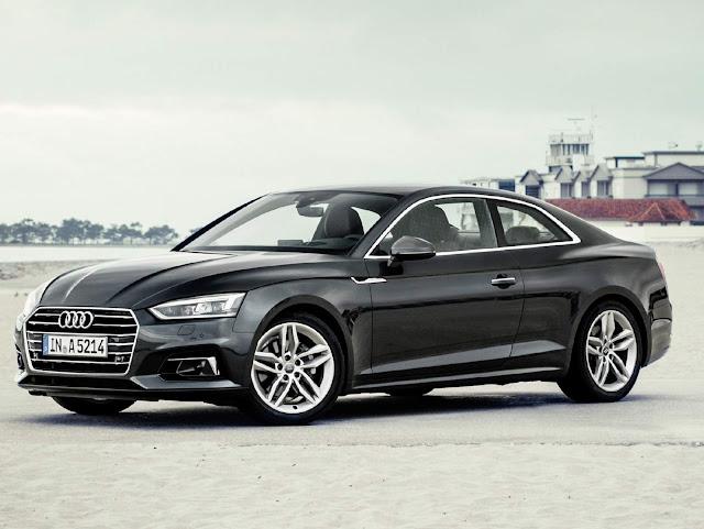 Audi A5: referência estética e de qualidade entre os cupês médios