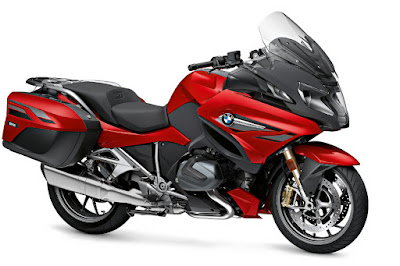 BMW R 1250 RT (2019) Front Side 1