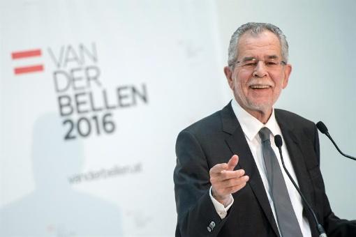 Austria elige como presidente al ecologista Van der Bellen