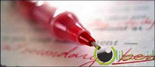Menulis dengan Tinta Merah
