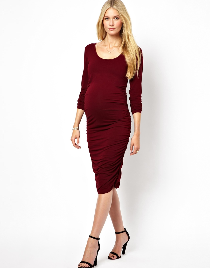 Vestidos de fiesta para embarazadas de 4 meses