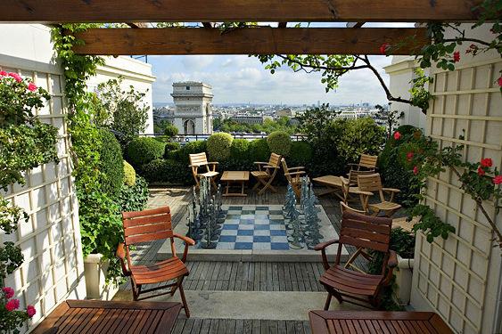 Mes adresses les 10 terrasses incontournables et originales pour profiter de l 39 t paris - Terrasses et jardins paris est ...