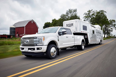 Ford Super Duty – Smart Driver Assist Technologies