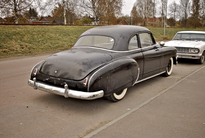 PLANET MOTHERFUCKERS: Sondre´s Barris Kustom 1949 Chevy