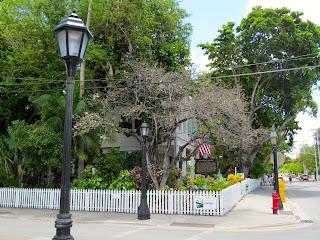 Hemingway's House in Key West Florida