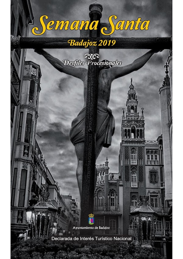 Programa, Horarios e Itinerarios Semana Santa Badajoz 2019