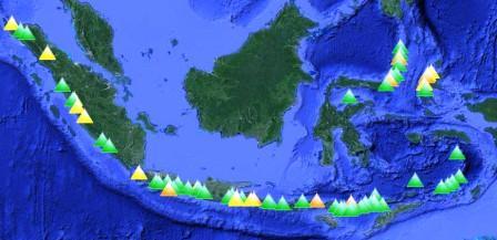 Jenis Jenis Gunung Api di Indonesia