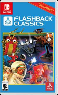 Atari Flashback Classics Switch NSP
