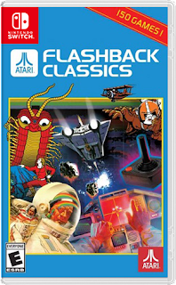 Atari Flashback Classics Switch NSP XCI NSZ