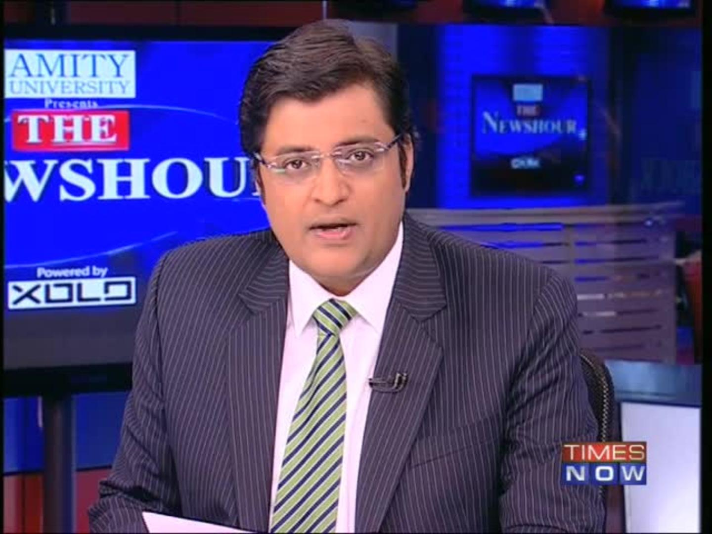 Arnab Goswami becomes the first journalist from Assam to get Y category security
