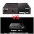 مقارنة سريعة بين افضل جهازين لاستقبال القنوات في السوق الجزائرية GEANT OTT 750 4K VS ICONE IRONE 4K