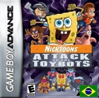 SpongeBob and Friends - Attack of the Toybots (BR)