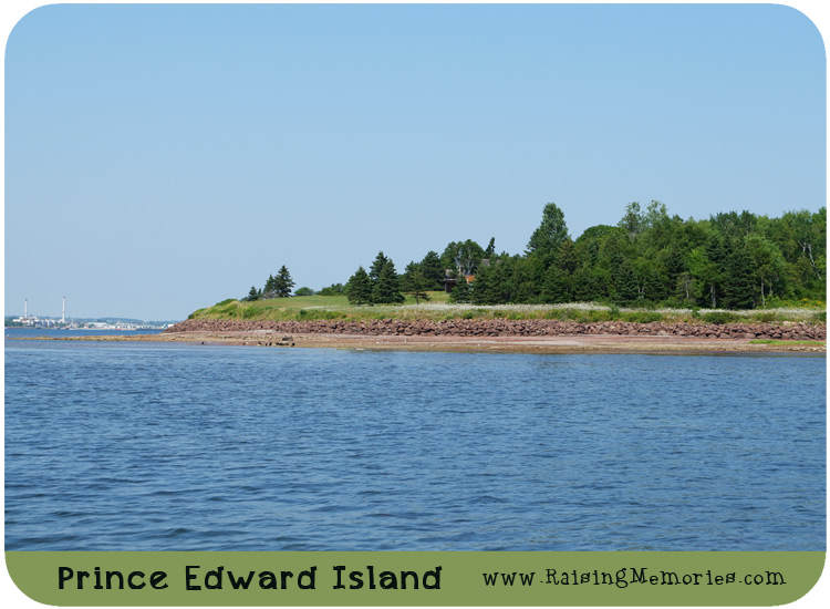 Prince Edward Island Shore Photography