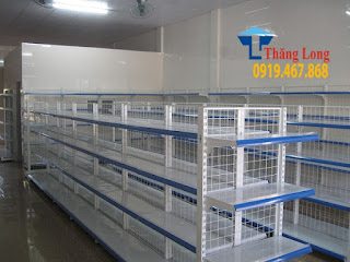 Địa chỉ cung cấp lắp đặt giá kệ để hàng tại Nghệ An