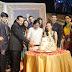 Chief Minister Devendra Fadnavis & Shiv Sena Chief Uddhav Thackerey attends the grand celebration of 50th Marriage anniversary of Runwal Group's Chairman, Subhash Runwal and his wife Chanda Runwal