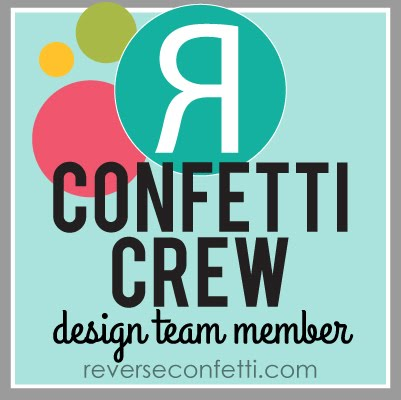 I design for Reverse Confetti
