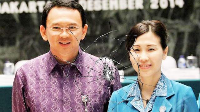 Bikin Sedih! Hakim Ketok Palu, Ahok dan Veronica Tan Resmi Bercerai...