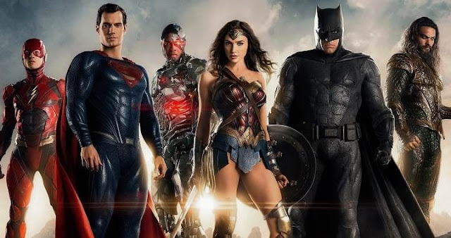 Justice League sigue la trama de Batman v Superman