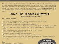 International Tobacco Cartoon Exhibition 2017