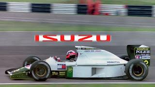 Sejarah Mesin Formula 1 Isuzu P799 WE, Sempat Di Test Mika Hakkinen