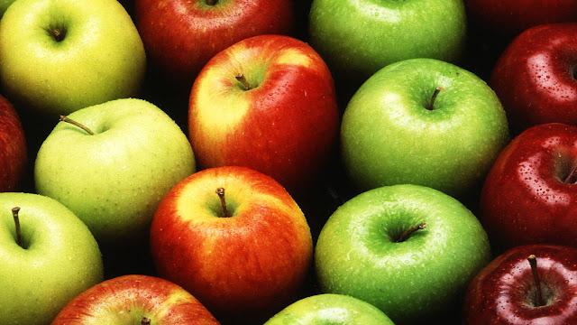 Apel Menghilangkan Bau Bawang Putih Pada Mulut