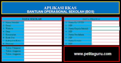 Download Aplikasi RKAS BOS 2019 SD SMP SMA SMK