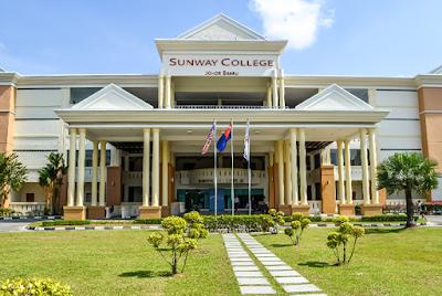 เรียนต่อที่มาเลเซีย ที่วิทยาลัย Sunway