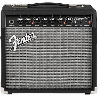 Amplifier Gitar Listrik Yang Bagus Untuk Pemula & Berpengalaman