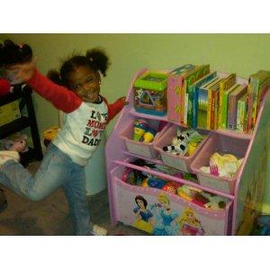 Toy Storage Boxes: Toy Storage Organizer